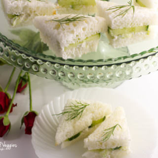Cucumber benedictine tea sandwiches - a simply delicious appetizer that make the perfect dish for your next get together or party. Plus, they are vegan & gluten free too! Oh so good. www.veganglutenfreelife.com/cucumber-benedictine-tea-sandwiches/